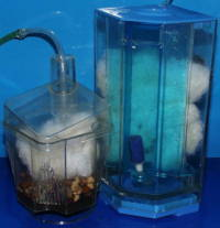 Aquarium filtration and filter types Types of aquarium filters