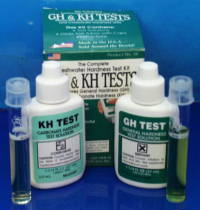 Hardness test kit